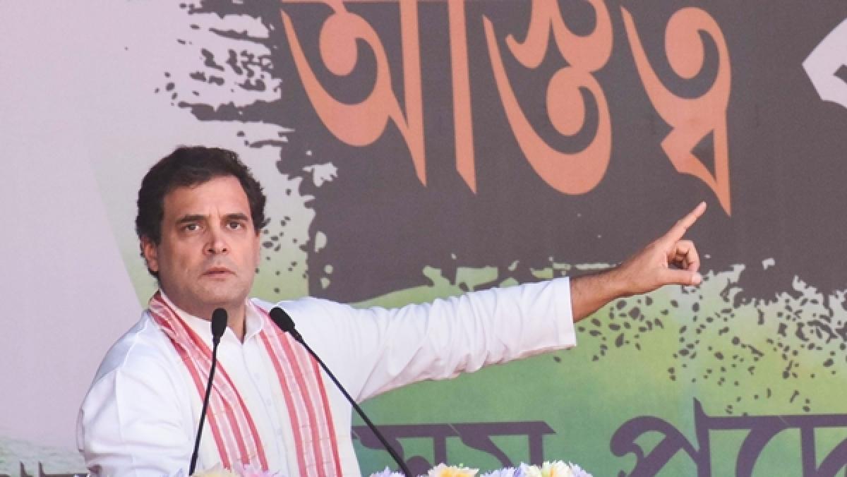 Rahul Gandhi extends support to Bharat Bandh, slams PM Modi govt policies