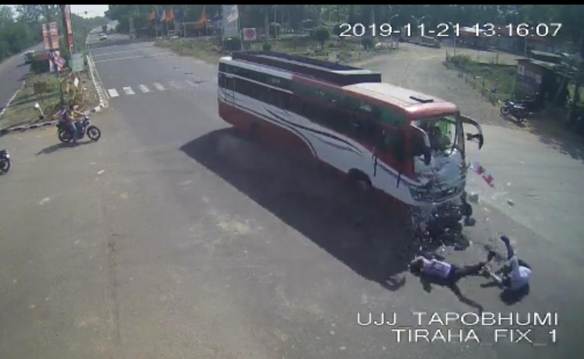 Ujjain: Road mishaps still on despite tall claims of addressing 'BLACK SPOTS'