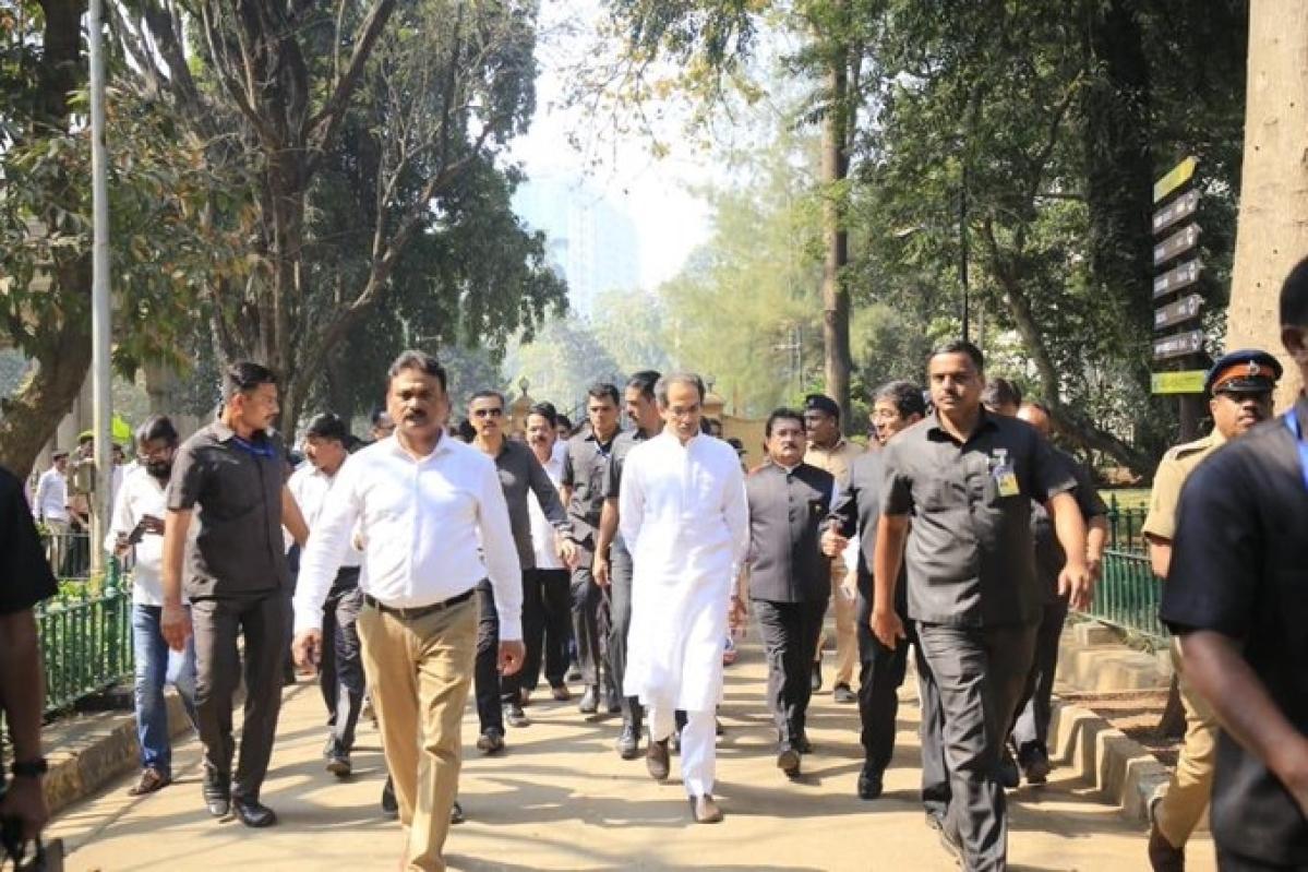 Mumbai gets India's first 'walk-through' aviary at Byculla Zoo