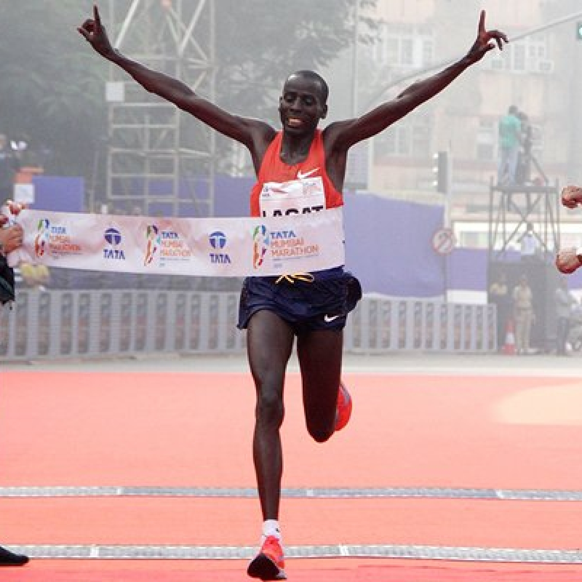 Cosmas Lagat, Worknesh Alemu to defend titles in Mumbai