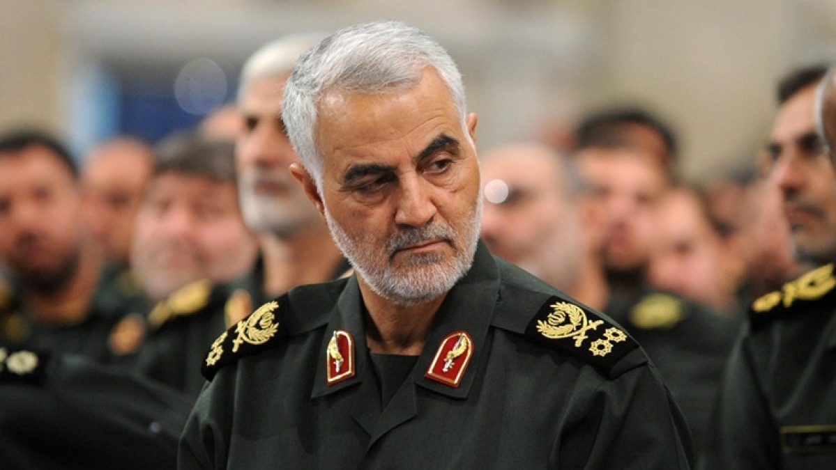 Equivalent of CIA director, foreign minister and JSOC commander - who was General Qassim Soleimani?
