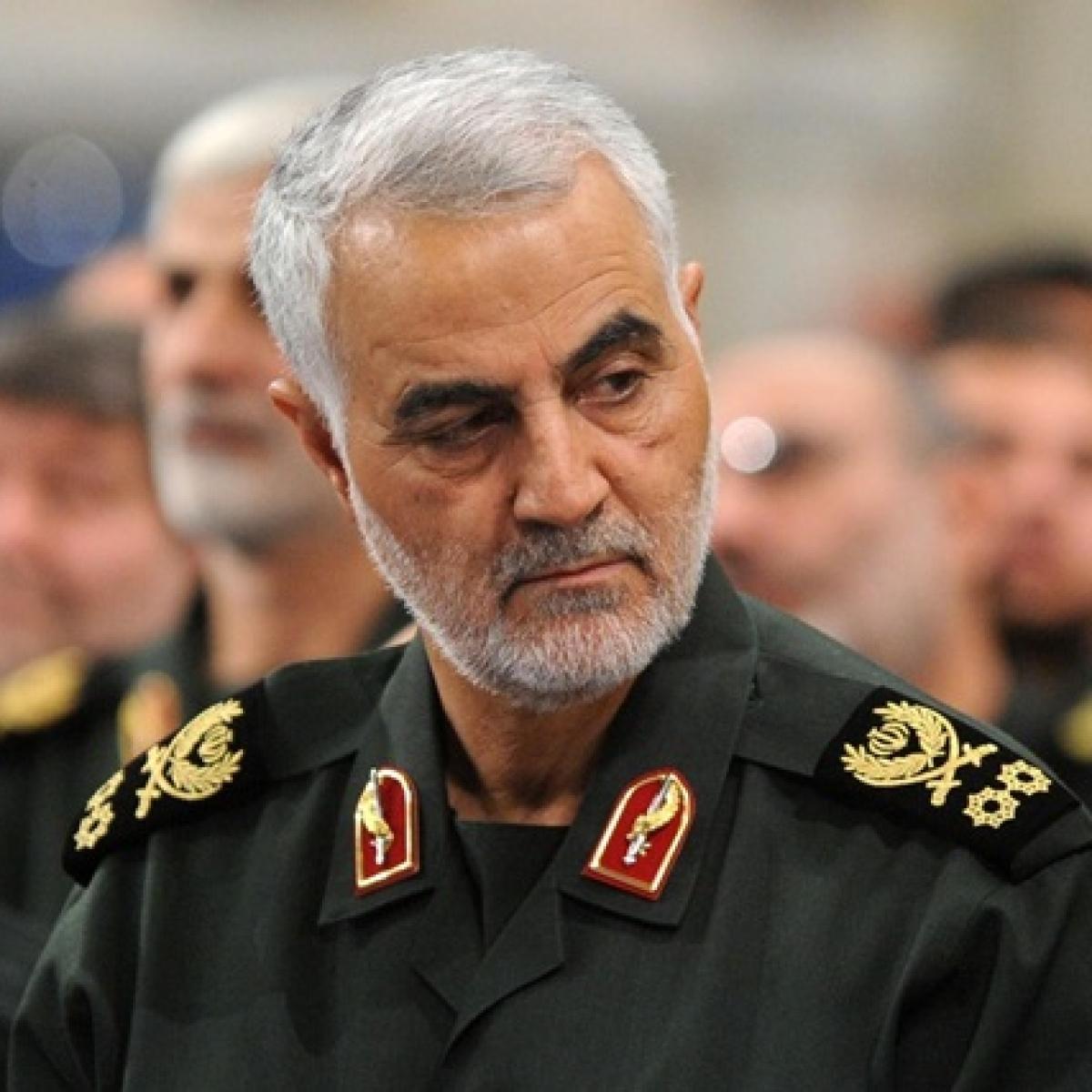 After strike kills Iran General Qaseem Solemani, US embassy asks Americans to leave Iraq