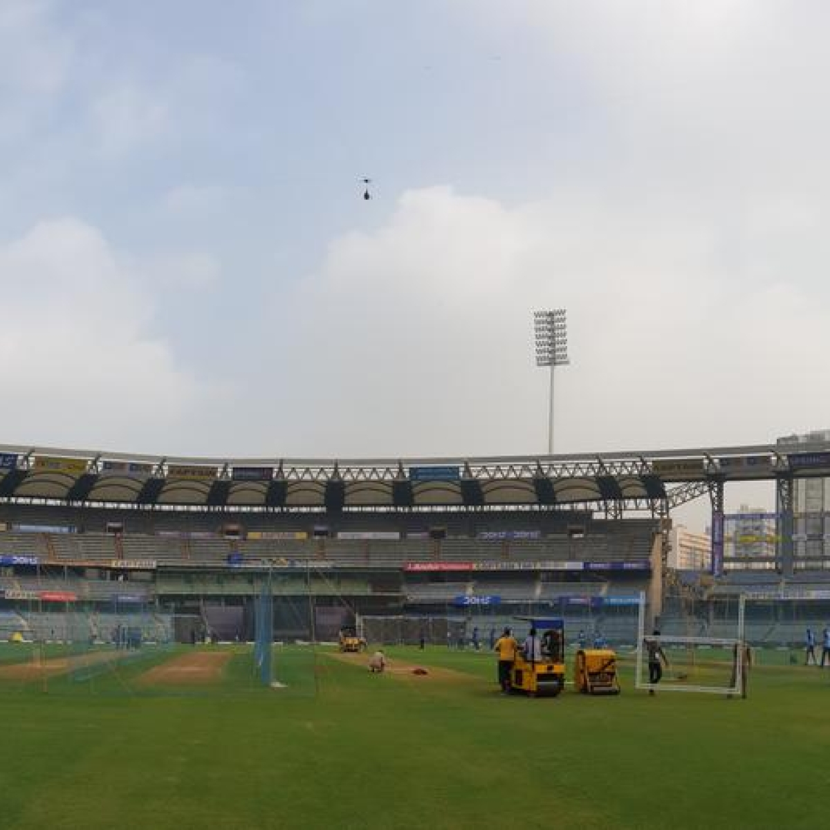 Coronavirus in Mumbai: Wankhede Stadium likely to be converted into a COVID-19 quarantine facility