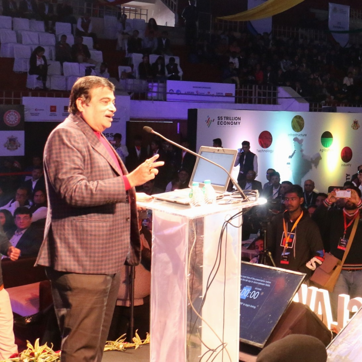 Dream, focus and achieve: Speakers at IMA conclave in Indore