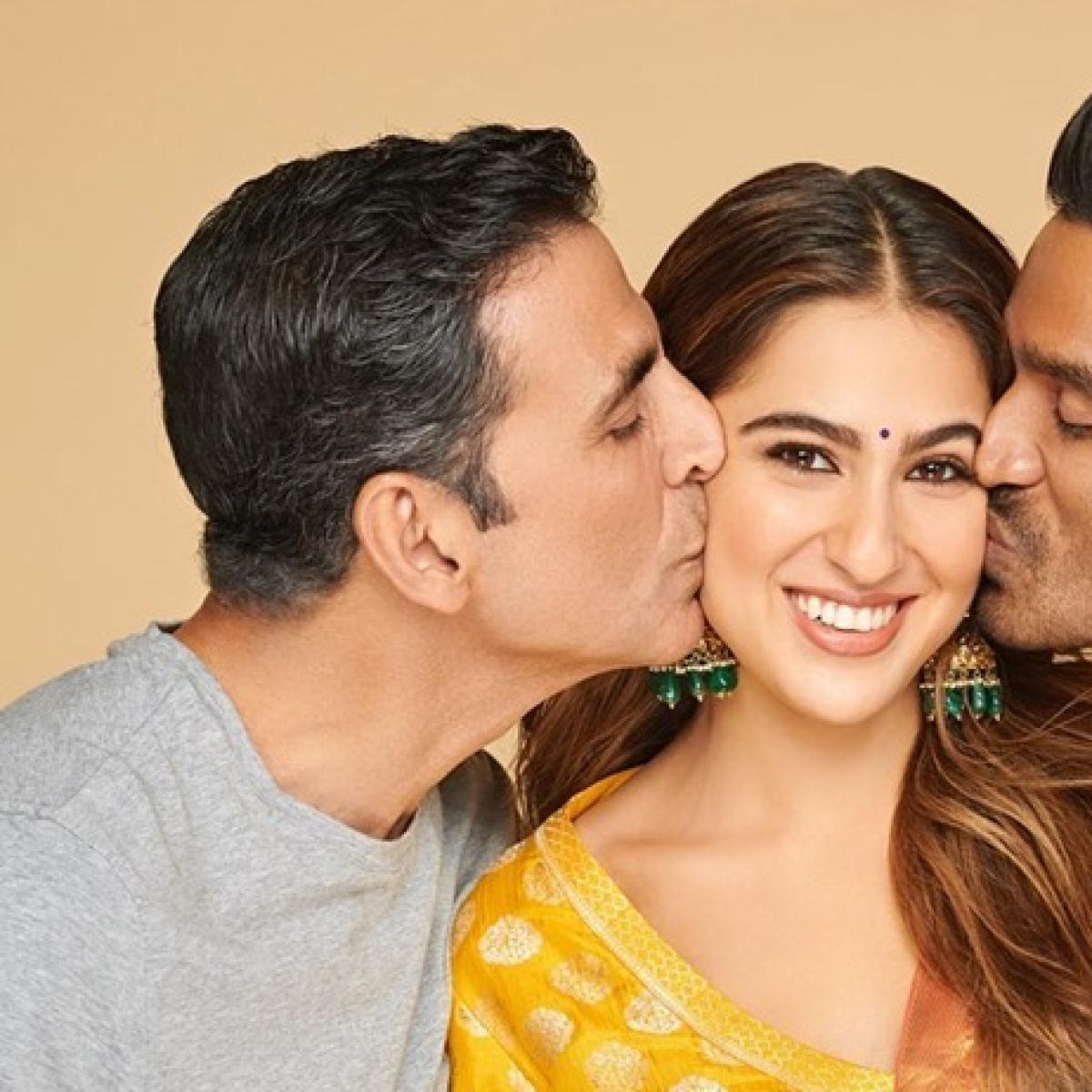 Sara Ali Khan to share screen space with Akshay Kumar, Dhanush in 'Atrangi Re'