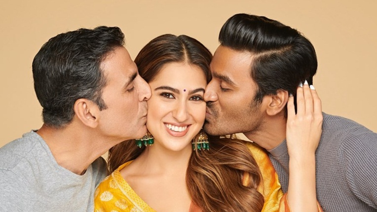 Sara Ali Khan to share screen space with Akshay Kumar, Dhanush in 'Atrangi Re'