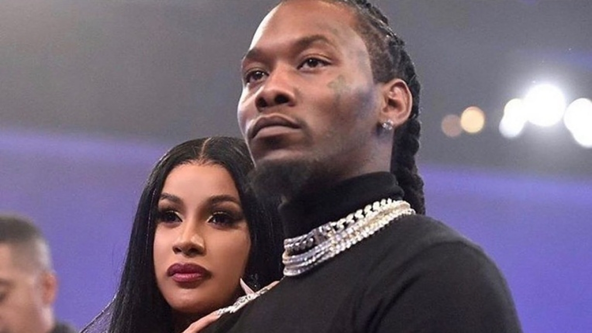 Watch: Rapper Offset detained at Los Angeles shopping mall for firearm