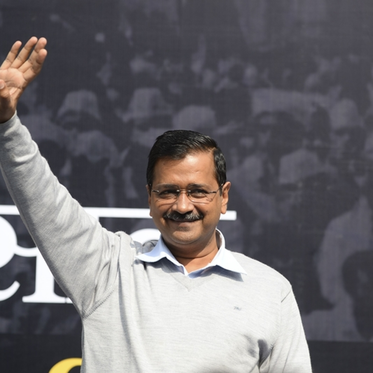 'I want to make schools and hospitals better, they only want to defeat me': Kejriwal slams opposition