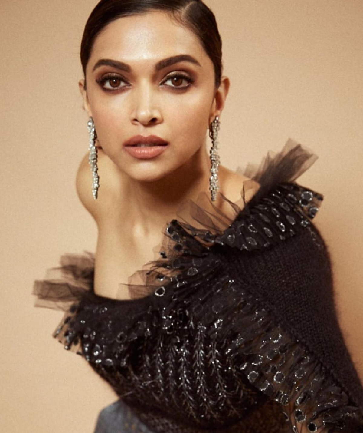Deepika Padukone's black swan outfit is proof that money can't buy style
