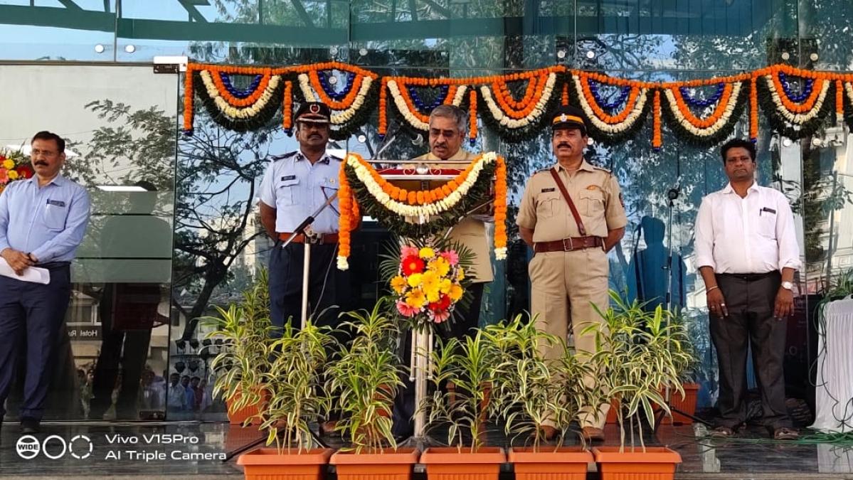 AAI celebrates Republic Day