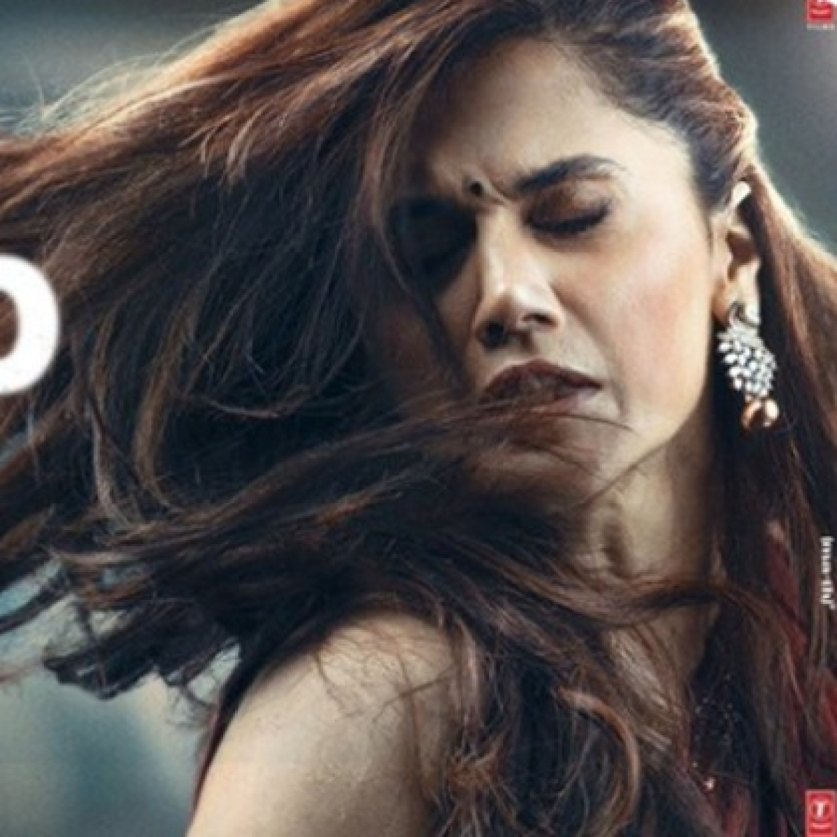 """'Thappad' trailer out: Taapsee asks, """"Just a slap?"""""""
