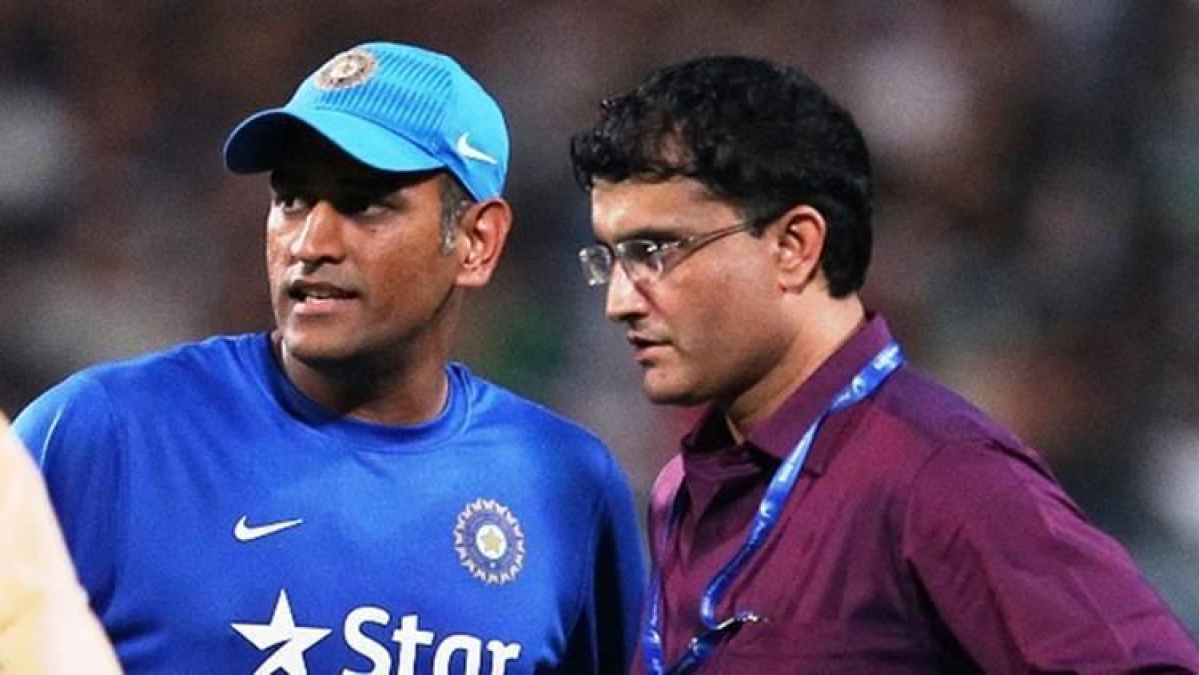 'Shaping careers': What MS Dhoni and Sourav Ganguly have in common