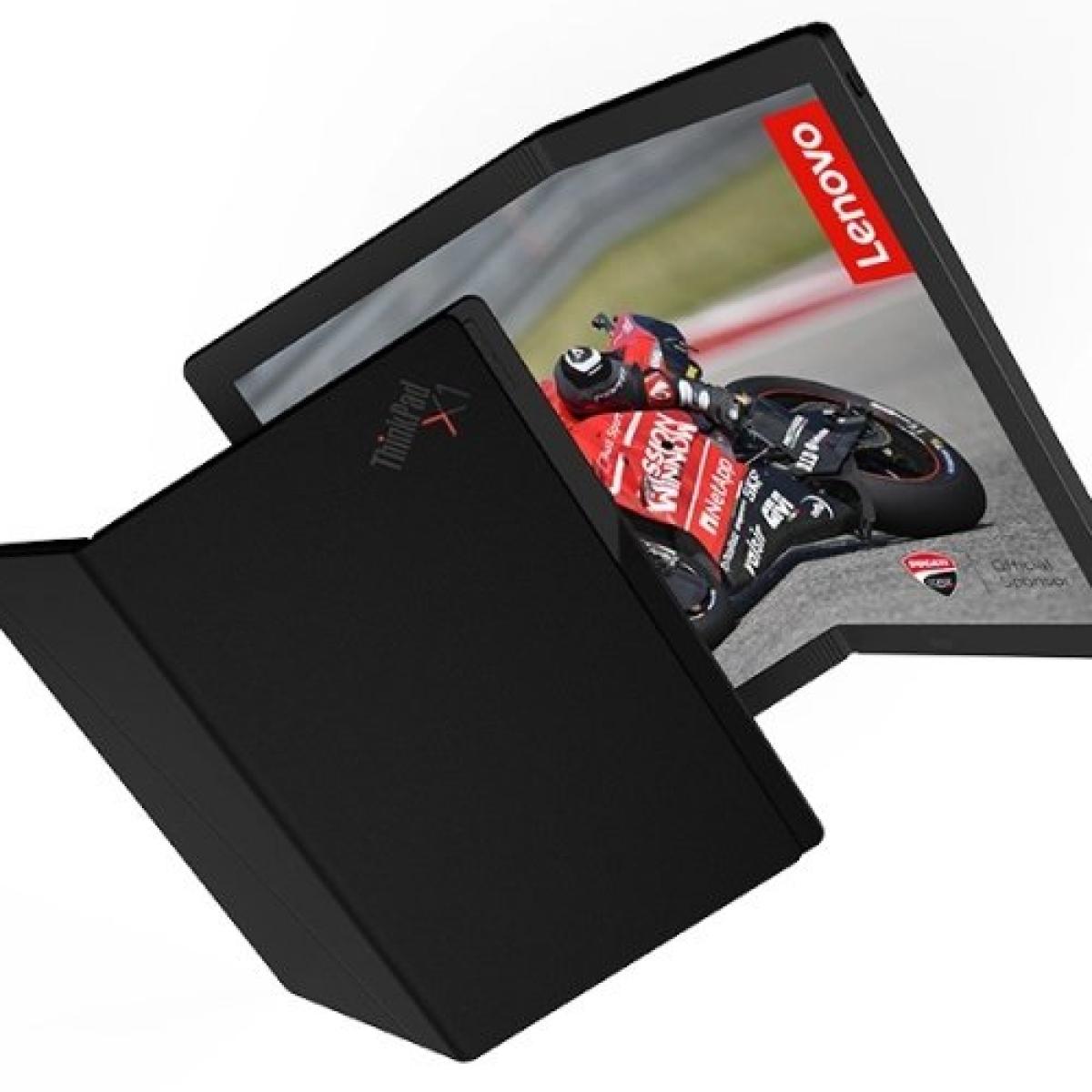 Lenovo heralds era of foldable PCs with 'X1 Fold'