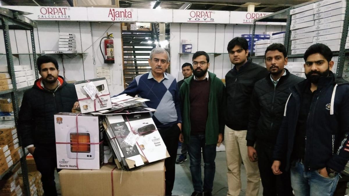 BIS raids electric room heaters manufacturing unit