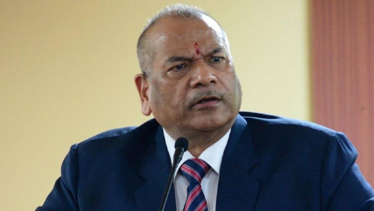 Former UP DGP Vikram Singh