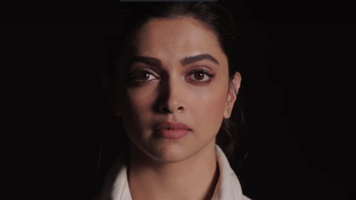 Watch: 'Chhapaak' actress Deepika Padukone conducts social experiment   to find out how easy it's to buy acid