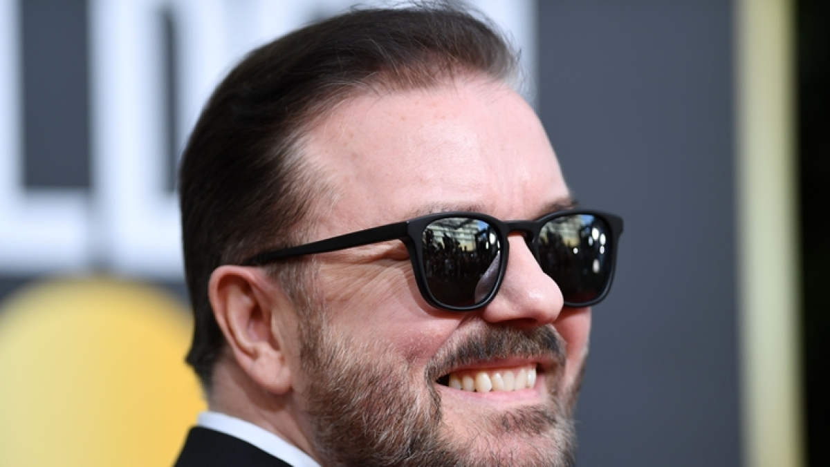 'You spent less time in school than Greta Thunberg': Ricky Gervais ends Hollywood with epic roast at Golden Globes 2020