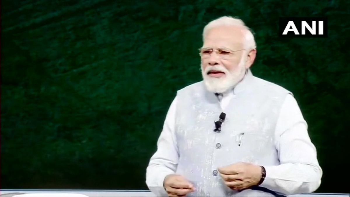 '#WithoutFilter': PM Modi interacts with students at Pariksha Pe Charcha 2020