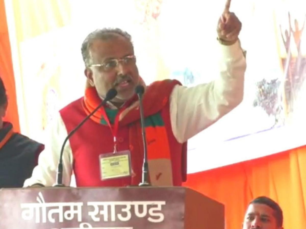 JNU Violence: Raise slogans, will burn you alive; Raghuraaj Singh