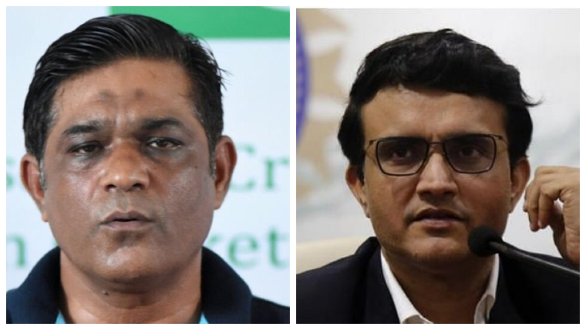 Former Pak cricketer Rashid Latif wants Sourav Ganguly to organise Indo-Pak series