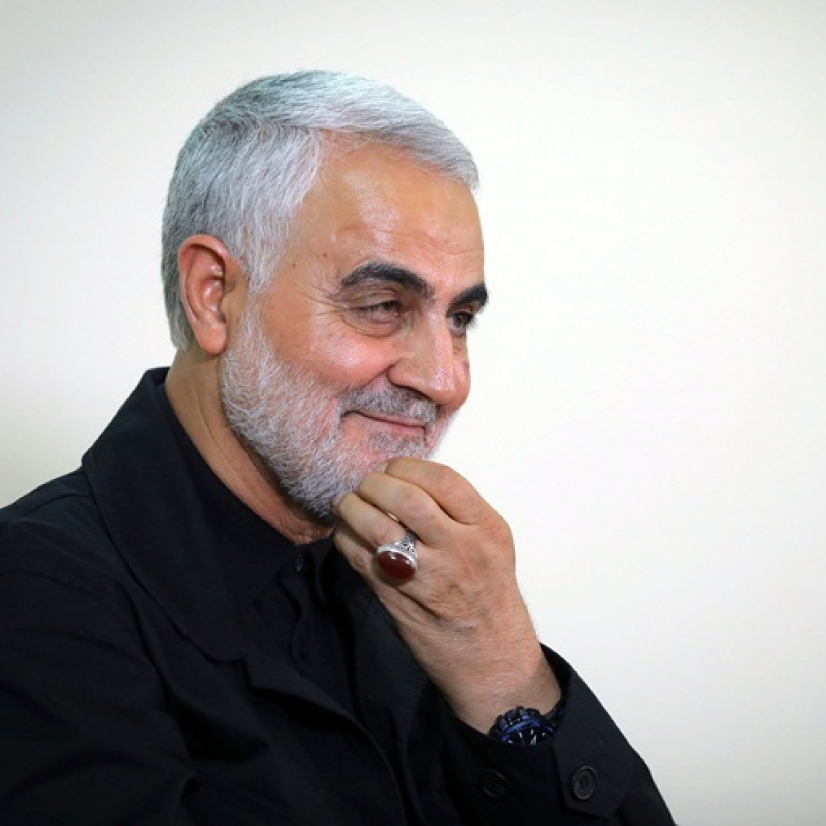 'We are near you': Video of Soleimani threatening Trump goes viral after US airstrike
