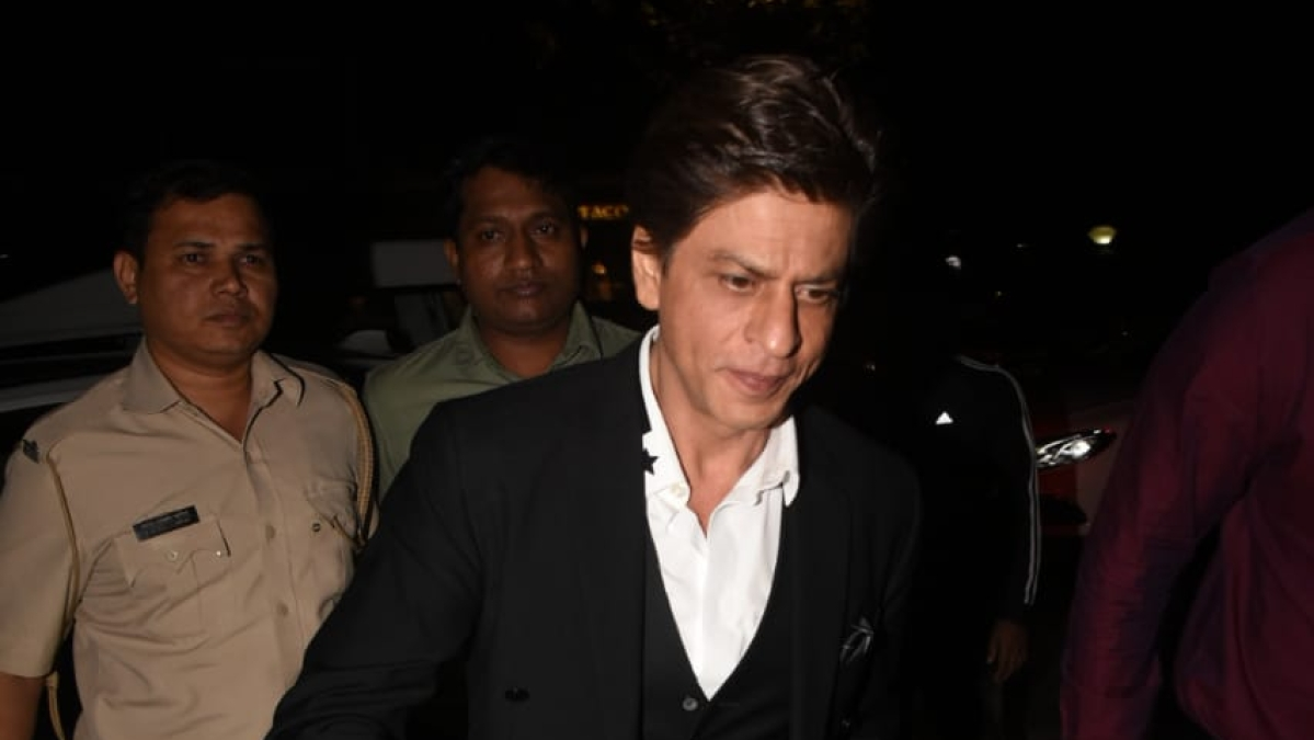Shah Rukh Khan reacts to Paulo Coelho's tweet about 'Kaamyaab', says 'am so moved'