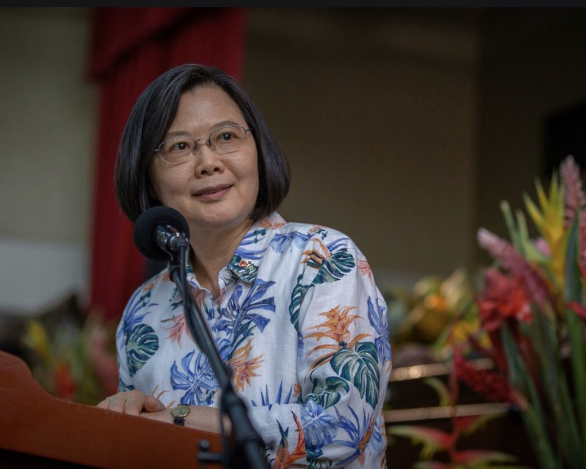 China blames dirty tactics for Tsai's Taiwan poll win