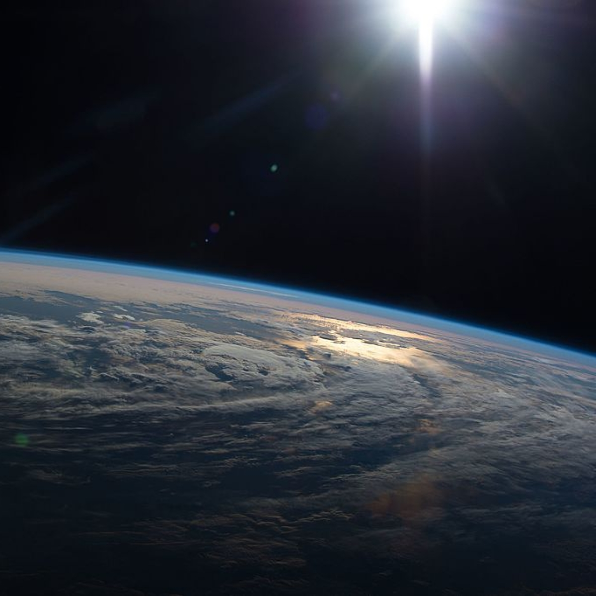 Early Earth's atmosphere was rich in carbon dioxide