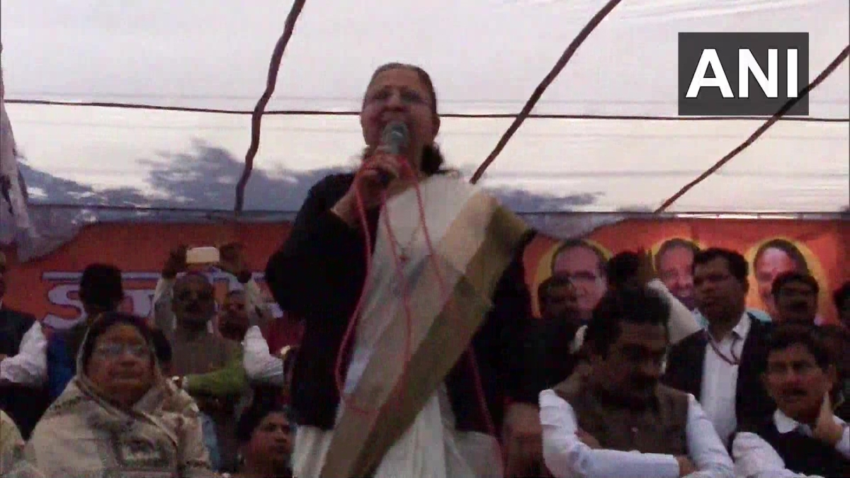 Over 300 people including Sumitra Mahajan detained, released in Indore