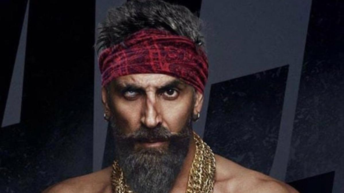 Bachchan Pandey: Akshay Kumar dons a rugged avatar in new look