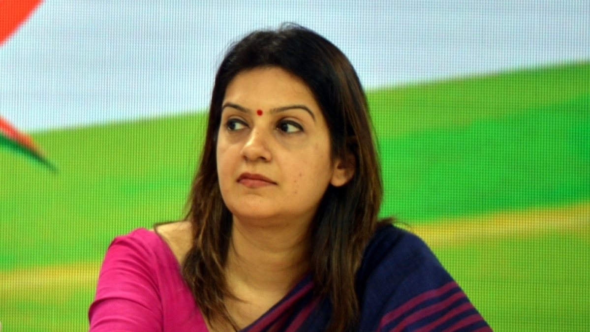 Priyanka Chaturvedi slams New York Times for 'showing India in poor light'