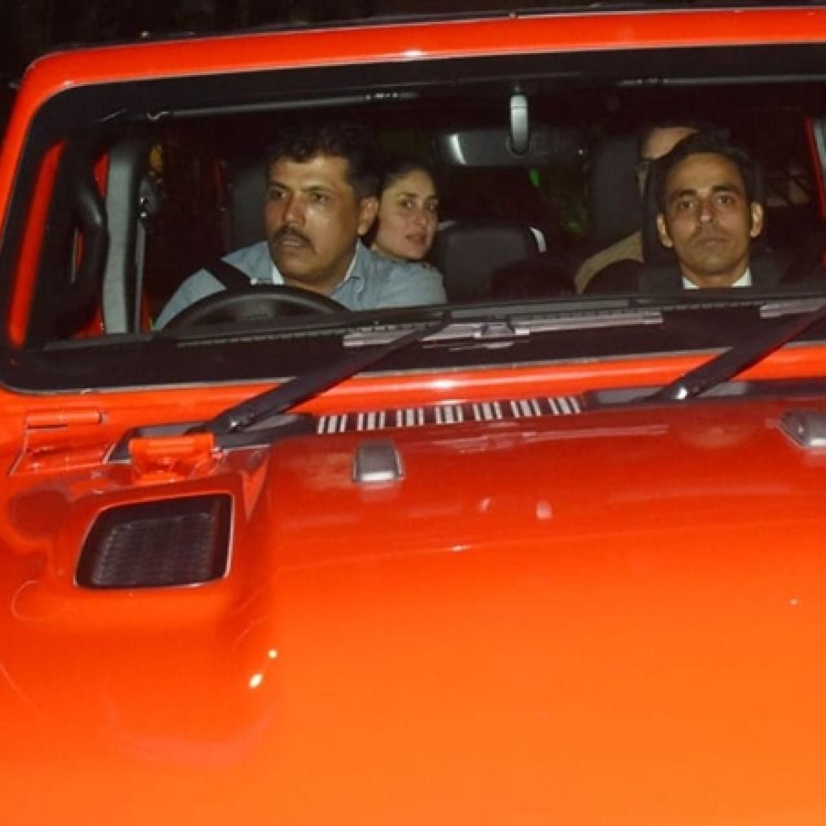 Saif Ali Khan, Kareena Kapoor's stylish Jeep comes at a mammoth price of Rs 75 lakh!