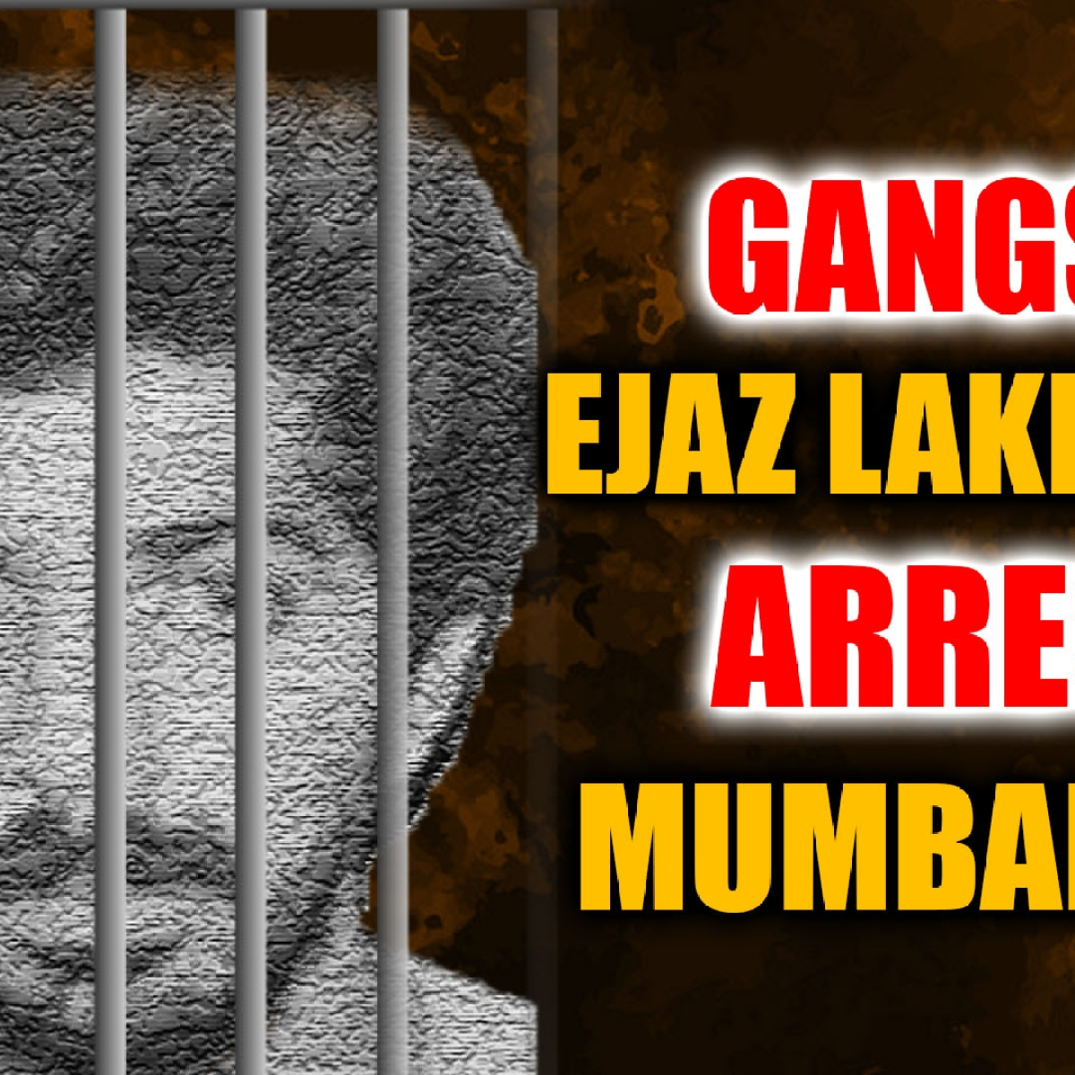 Fugitive gangster Ejaz Lakdawala, wanted in extortion and attempt to kill, arrested by Mumbai Police