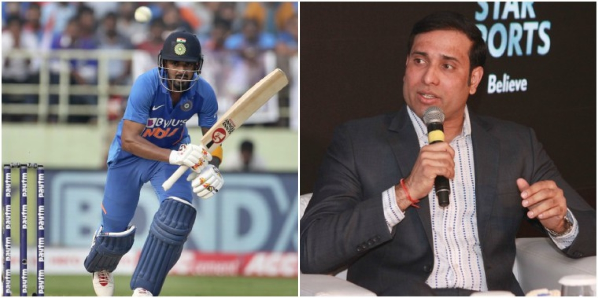 'Have to admire versatility of KL Rahul': VVS Laxman