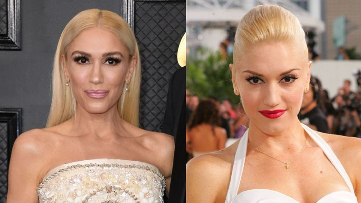 Is that Botox? Gwen Stefani fans claim singer looks 'unrecognisable' at the Grammys