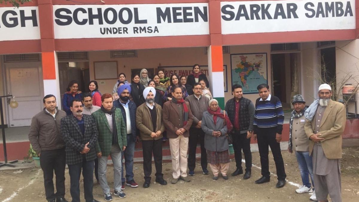 Dabur adopts and revamps 3 Govt Schools in Jammu