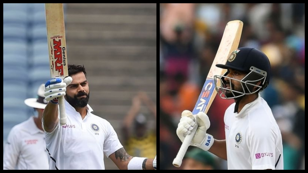Virat Kohli sits atop, Ajinkya Rahane climbs the ladder in ICC Test Rankings