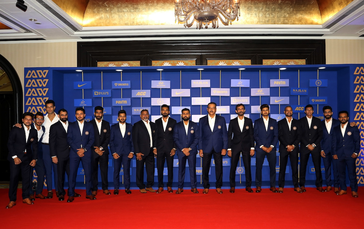 'Is Virat Kohli clicking the picture?': Twitter asks after BCCI shares team photo without the captain