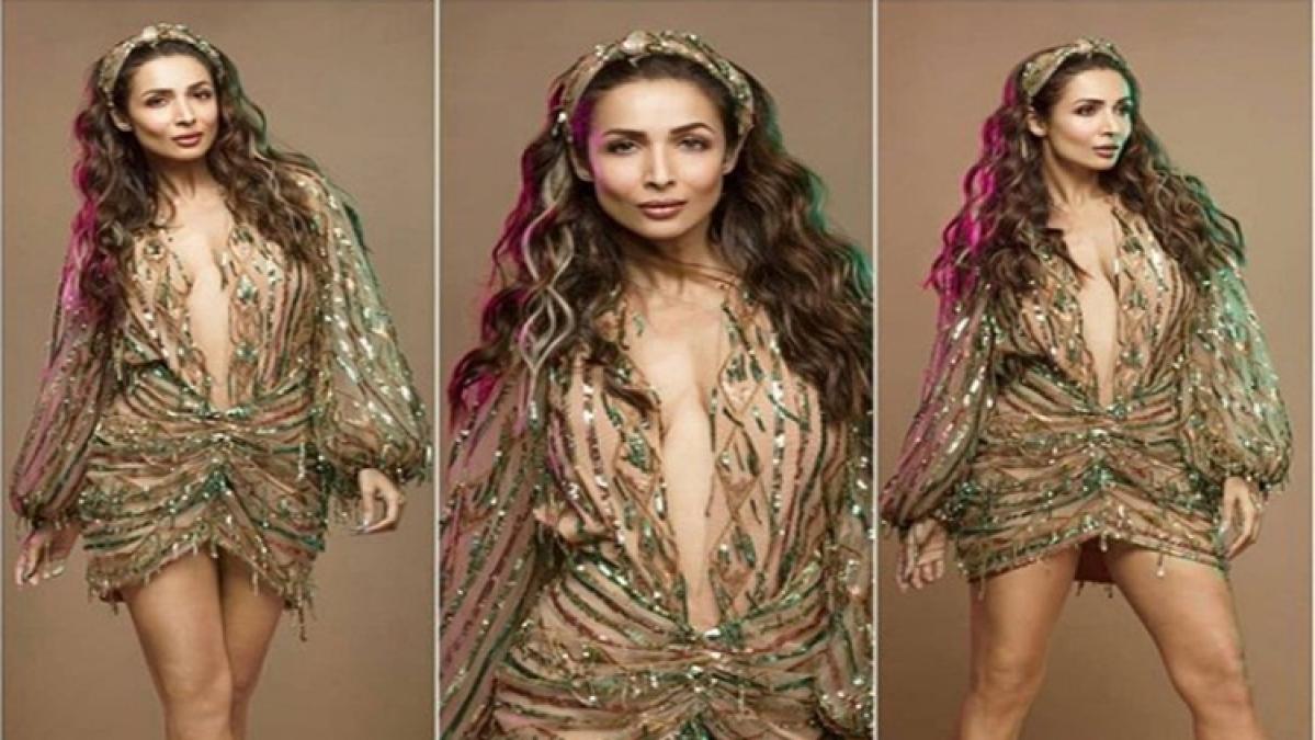 Desi JLo: Malaika Arora welcomes 2020 with Jennifer Lopez look