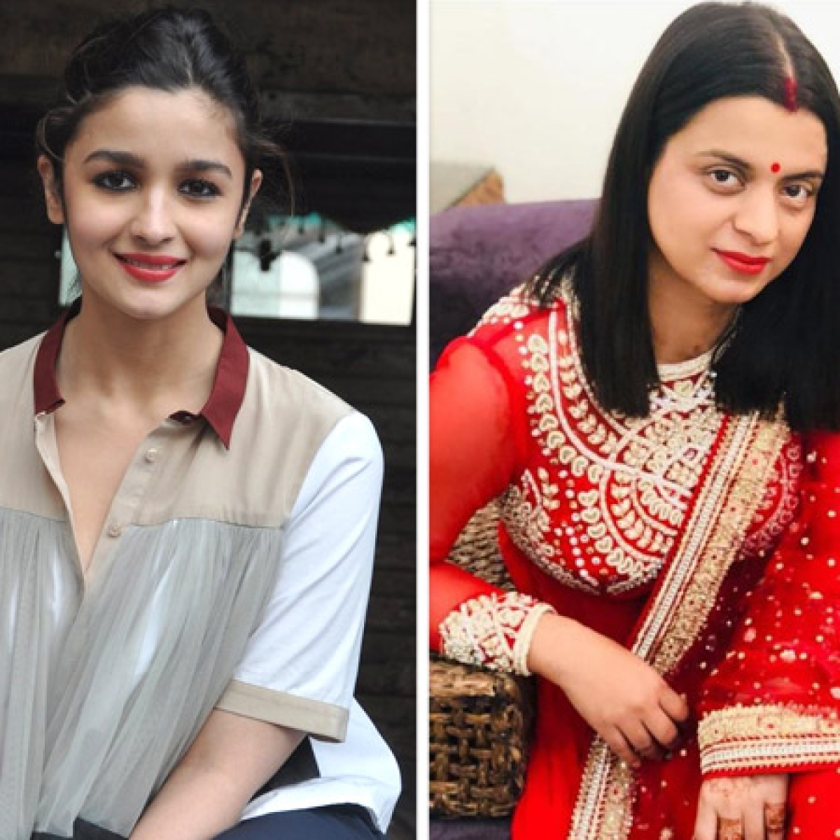 Alia Bhatt reacts to Rangoli's comment on receiving flowers, says she doesn't regret sending it