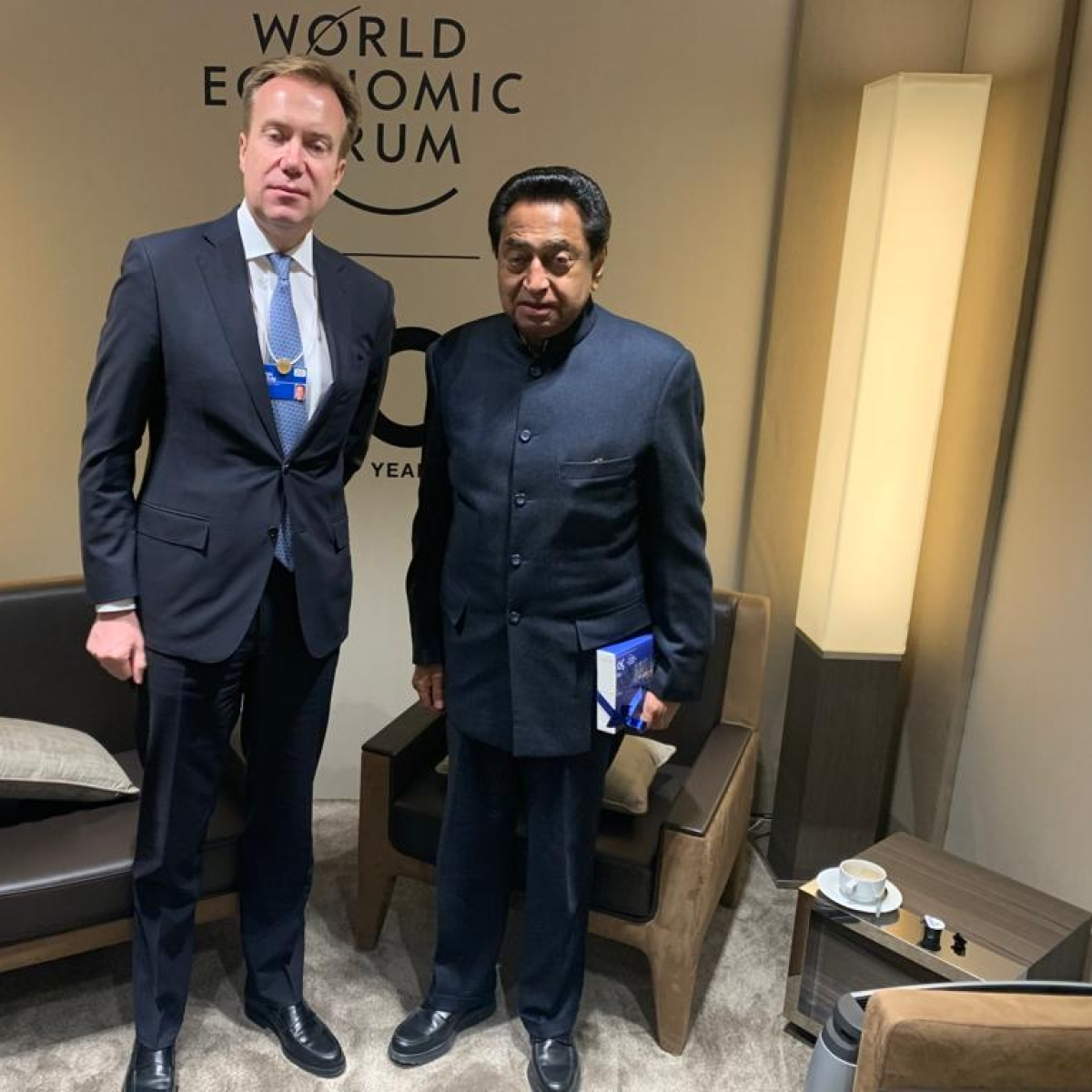 Bhopal: Administrative reshuffle after CM Kamal Nath's Davos tour