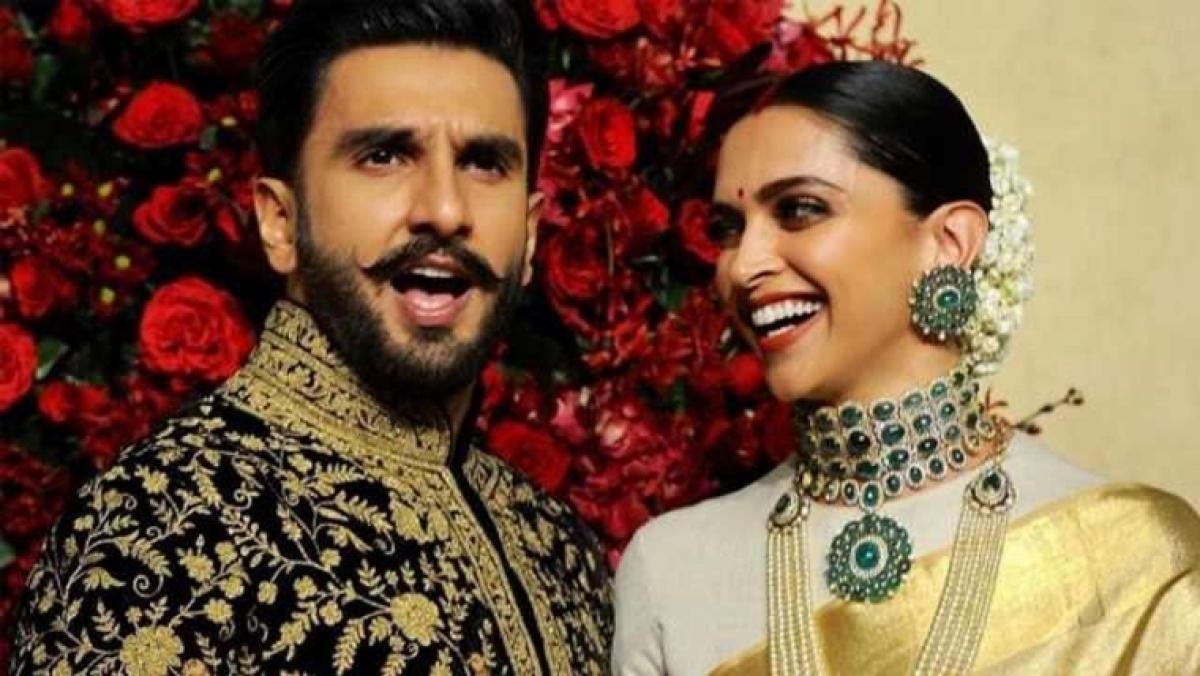 Doting wife Deepika Padukone has a special 'foodie' request from husband Ranveer Singh