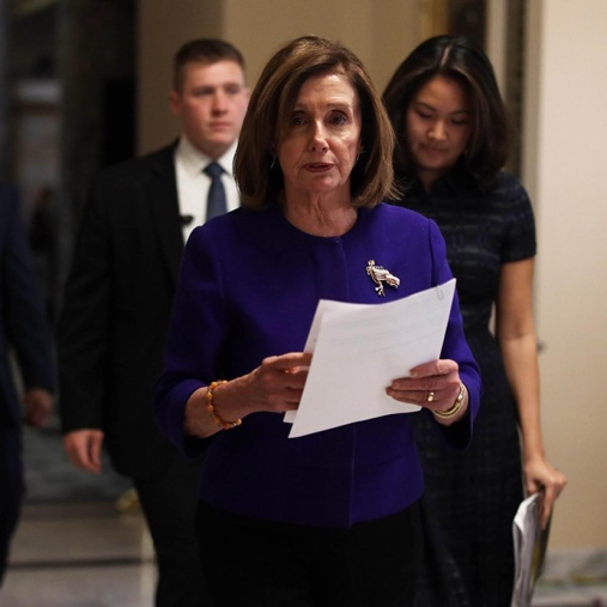 Will soon send articles of impeachment against Trump to Senate: Nancy Pelosi