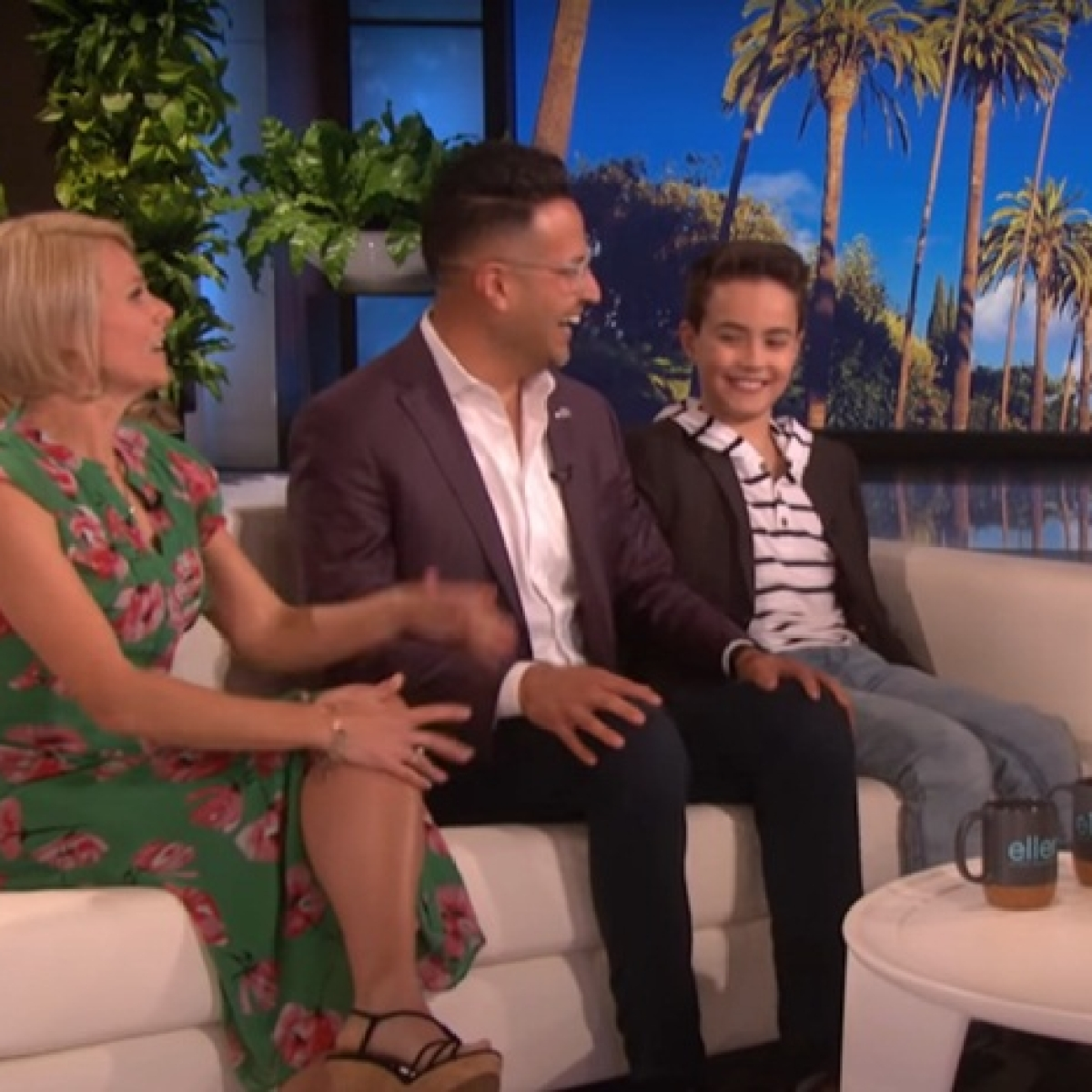 Watch: Robert Downey Jr. meets fan with autism who can now speak, thanks to 'Iron Man' mask