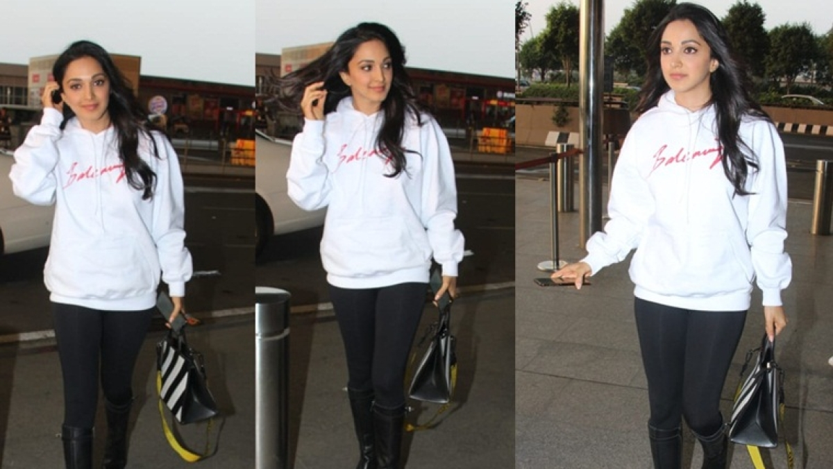 Kiara Advani shells out more than Rs 1.3 Lakh to dress up for an airport appearance!