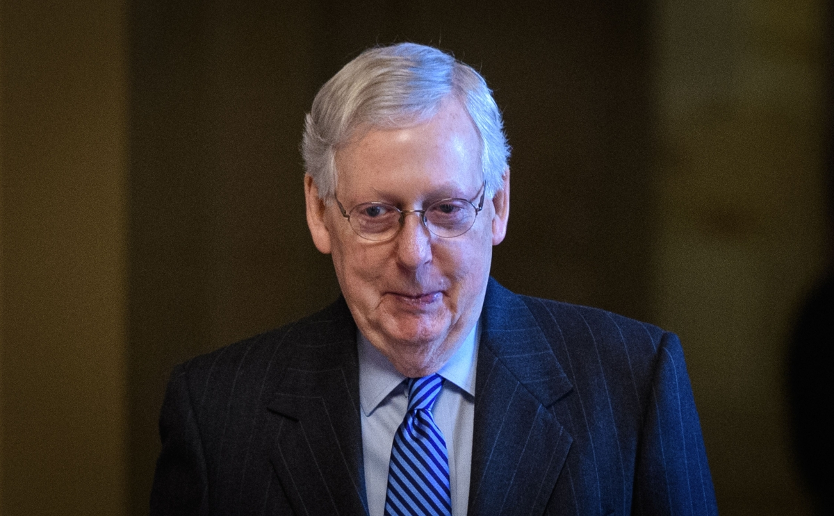 Senate has enough votes for impeachment trial: Mitch McConnell