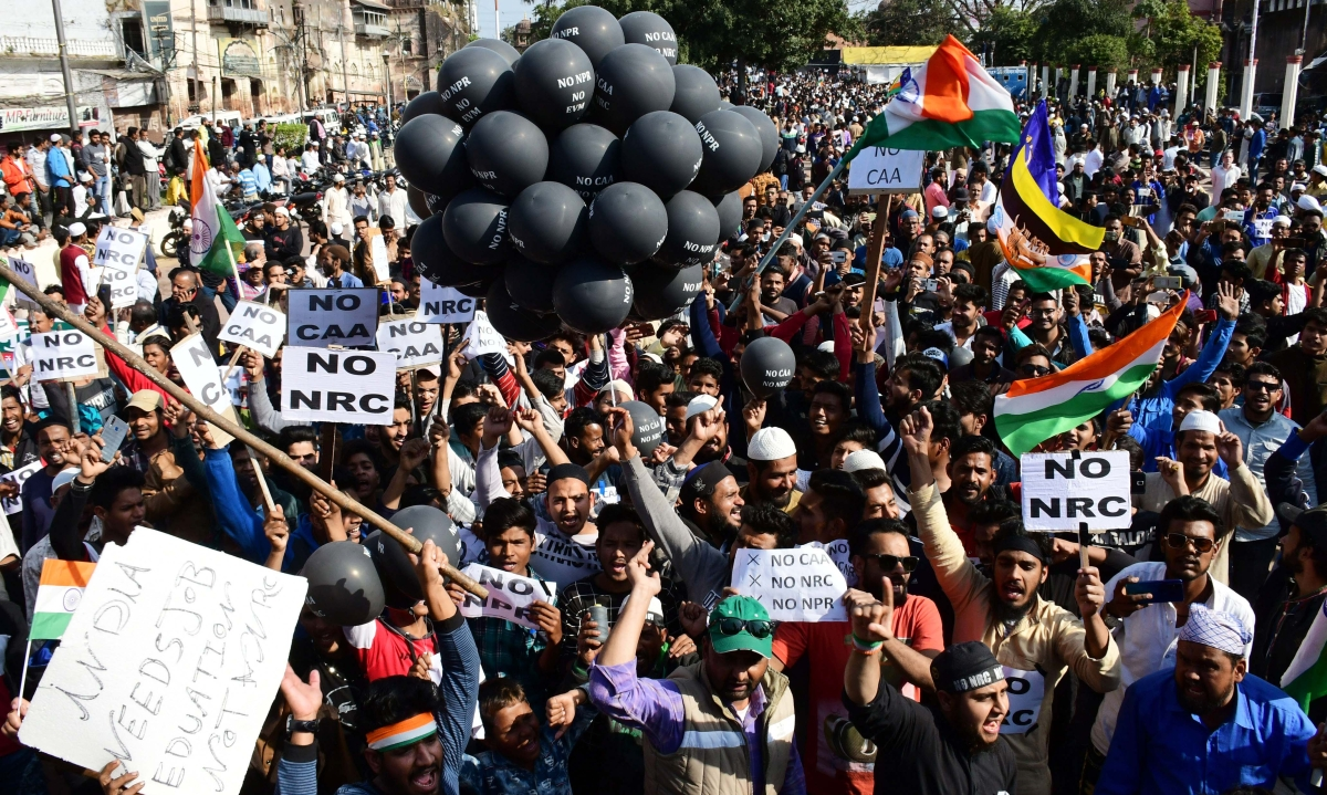 Bhopal: Mixed response to nationwide shutdown to protest CAA, NRC