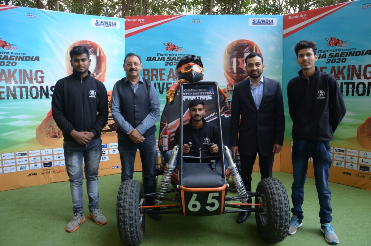 Indore: VROOM, VROOM! 13th edition BAJA SAEINDIA begins today