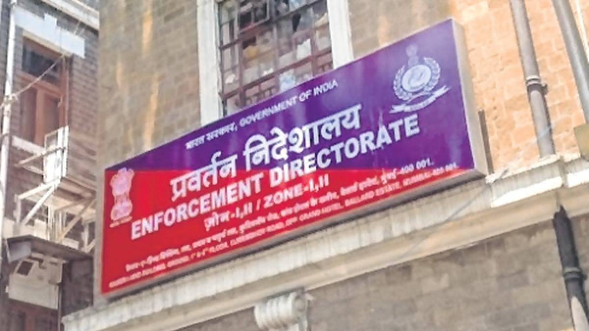 Enforcement Directorate (ED)