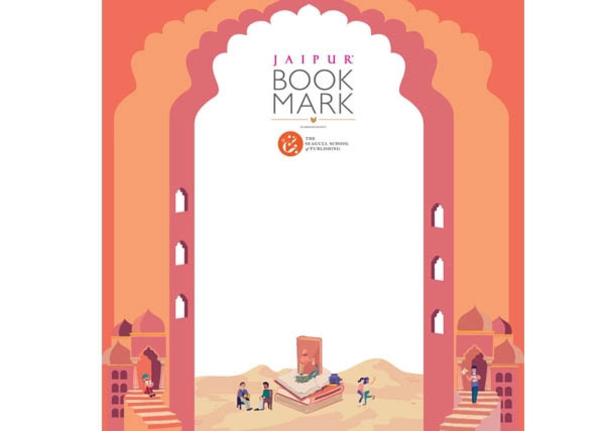 Jaipur Literature Festival 2020: Jaipur BookMark begins on Jan 22 - where books mean business